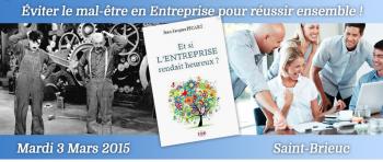 Conférence du 3 Mars 2015 à Trégueux (St Brieuc)