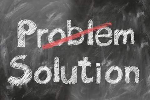 Solution au problème