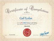 coachs certifiés et expérimentés